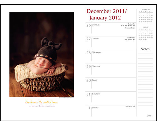 tracy-kelly-baby-pictures-planner-2011-2012