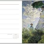 Monet Planners 2013