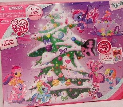 My Little Pony Advent Calendars 2019,