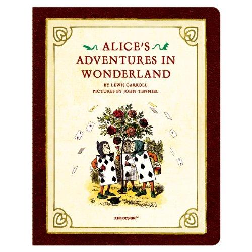 Alice in Wonderland Planner 2017