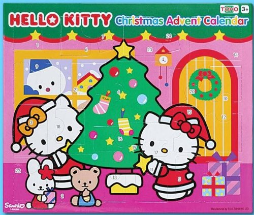 Hello Kitty Advent Calendar 2017