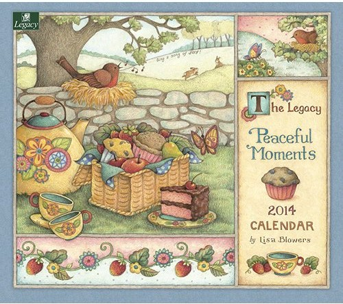 Lisa Blowers Calendar and Planner 2017
