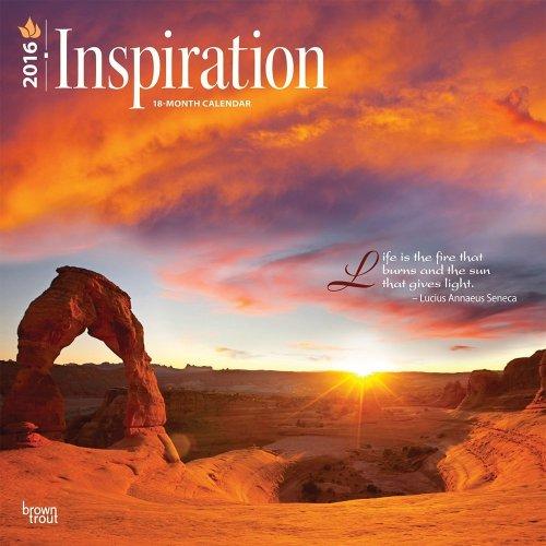 Inspiration Scenic Calendar