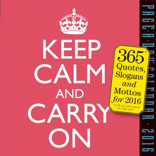 keep-calm-desk-calendar