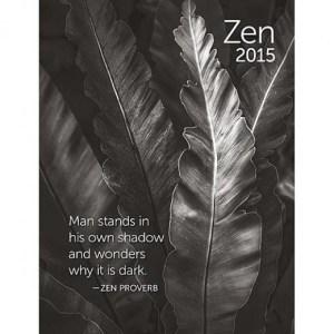 zen-proverb-wall-calendar