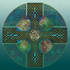 celtic mandala calendar