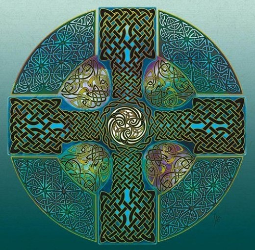 Celtic Calendars and Planners 2017