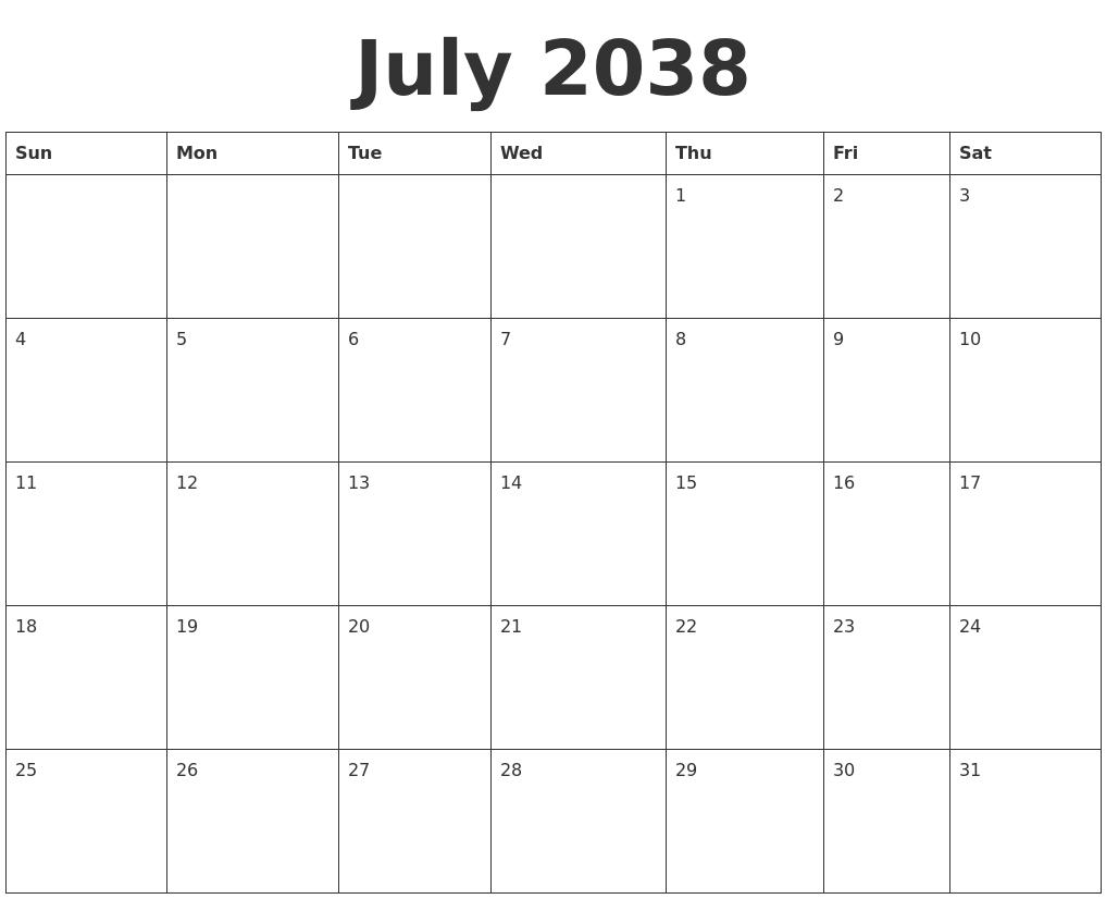 Image Result For Blank Calendar Template
