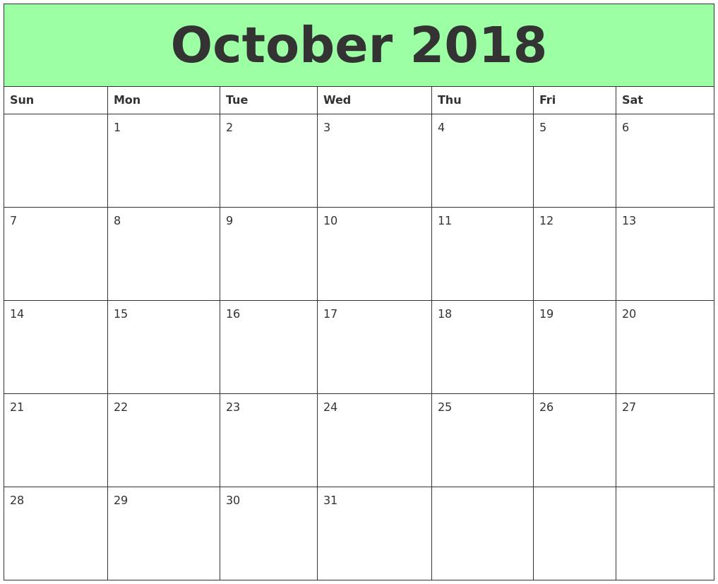 Image Result For Www Free Printable Calendar