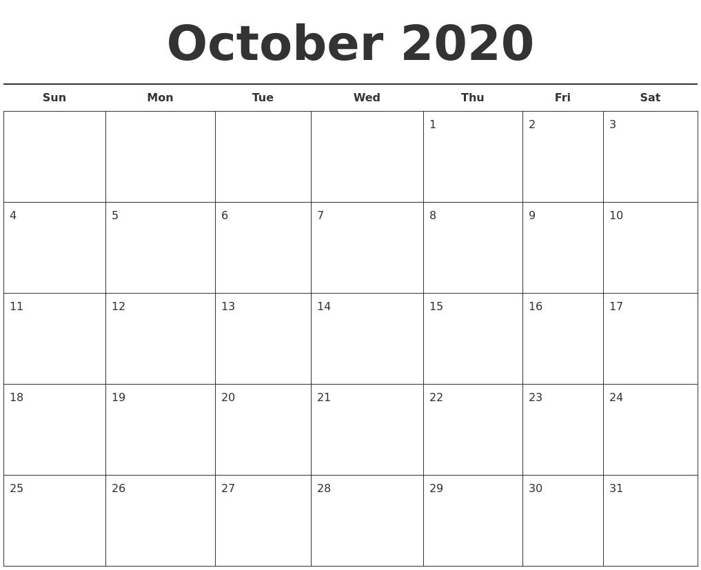 Image Result For Printable Calendar Pdf