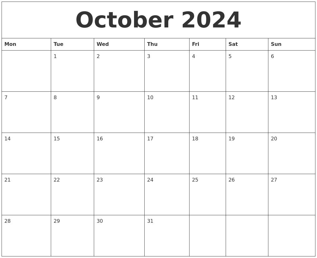 Image Result For Calendar Free Printable