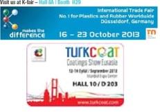 Turkcoat, Coatings Show Eurasia in Istanbul
