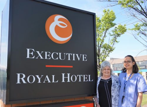 Executive Royal Hotel :