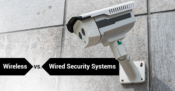 Wireless Security Camera System Vs Wired