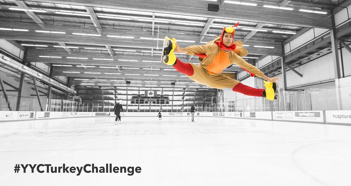 December 15: Rudi Swiegers (Skating), challenging Skate Canada and WinSport