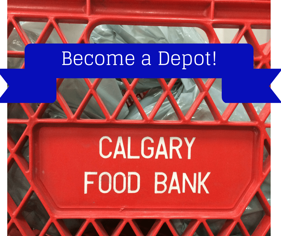 Calgary Food Bank Mission