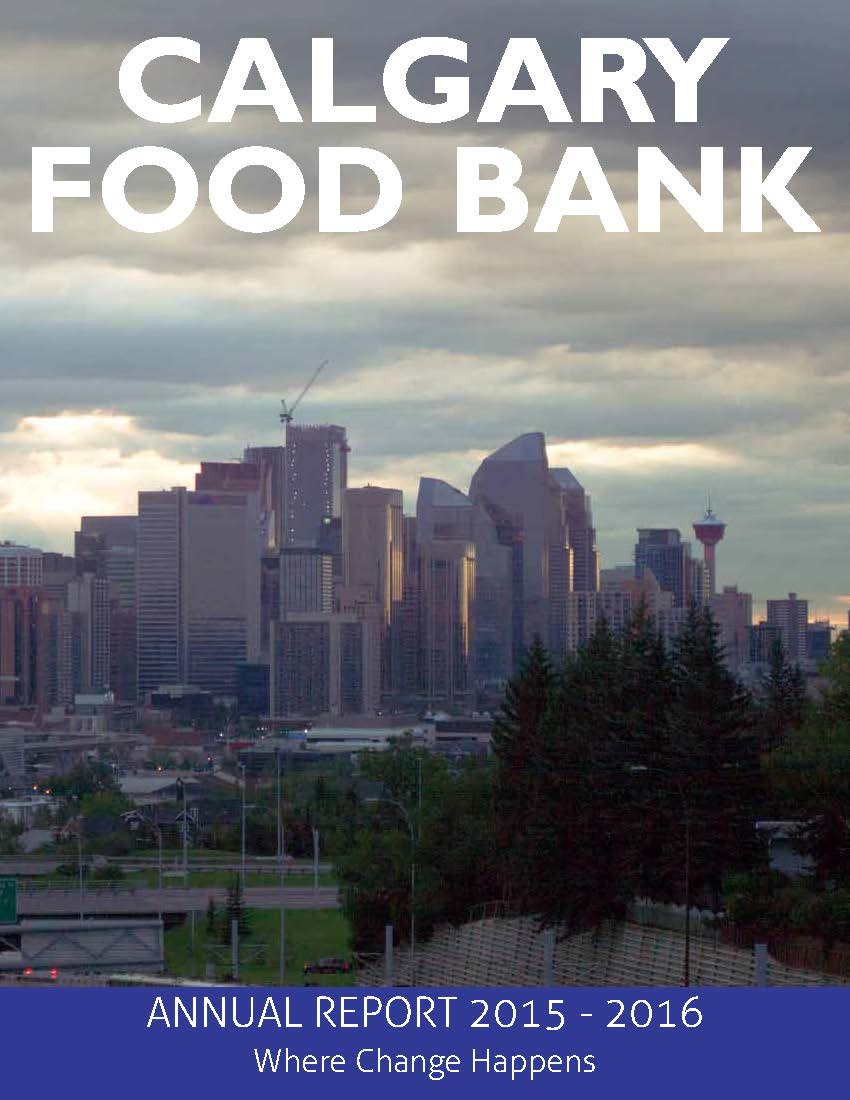 Calgary Food Bank Facts