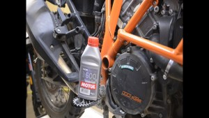KTM 1190 Brake Bleed Procedure
