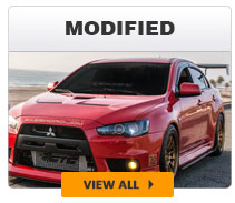 AMSOIL Modified Vehicles