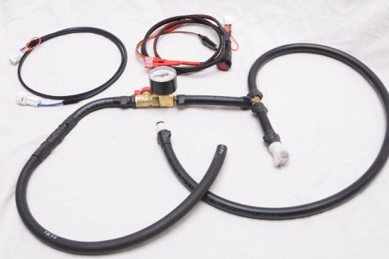KTM Fuel Pressure Testing Harness