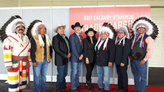 The Calgary Stampede Announces This Year S Seven Very