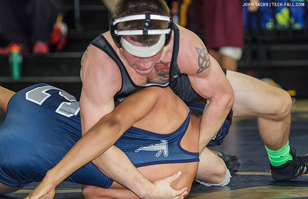 California Community College State Wrestling