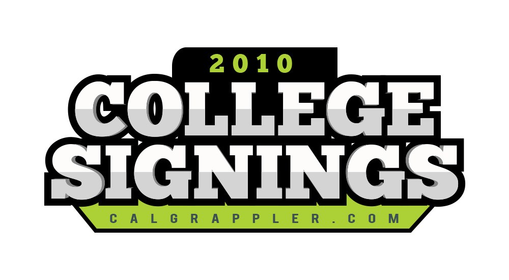 California College Signings 2010