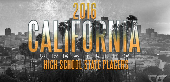 2016 California State High School Wrestling Results