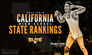 California High School Wrestling Rankings 2017-2018