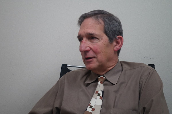 Robert Levin, M.D., of the Ventura County Health Care Agency.