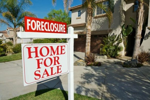 5% of mortgages are delinquent in California
