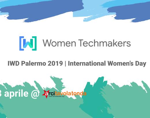 Women Techmakers Palermo