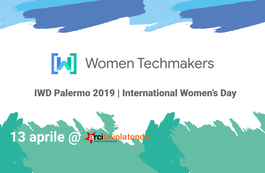 Women Techmakers Palermo