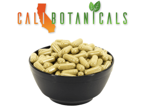 Buy Thai Red Vein Kratom Capsules at Cali botanicals Kratom