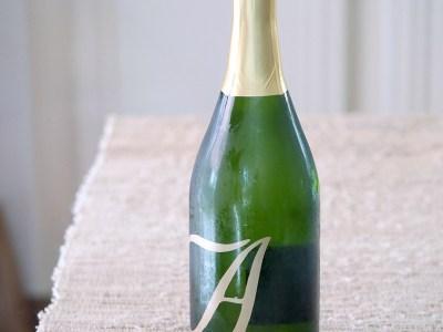 Alapay Cellars sparkling wine in Avila Beach, CA