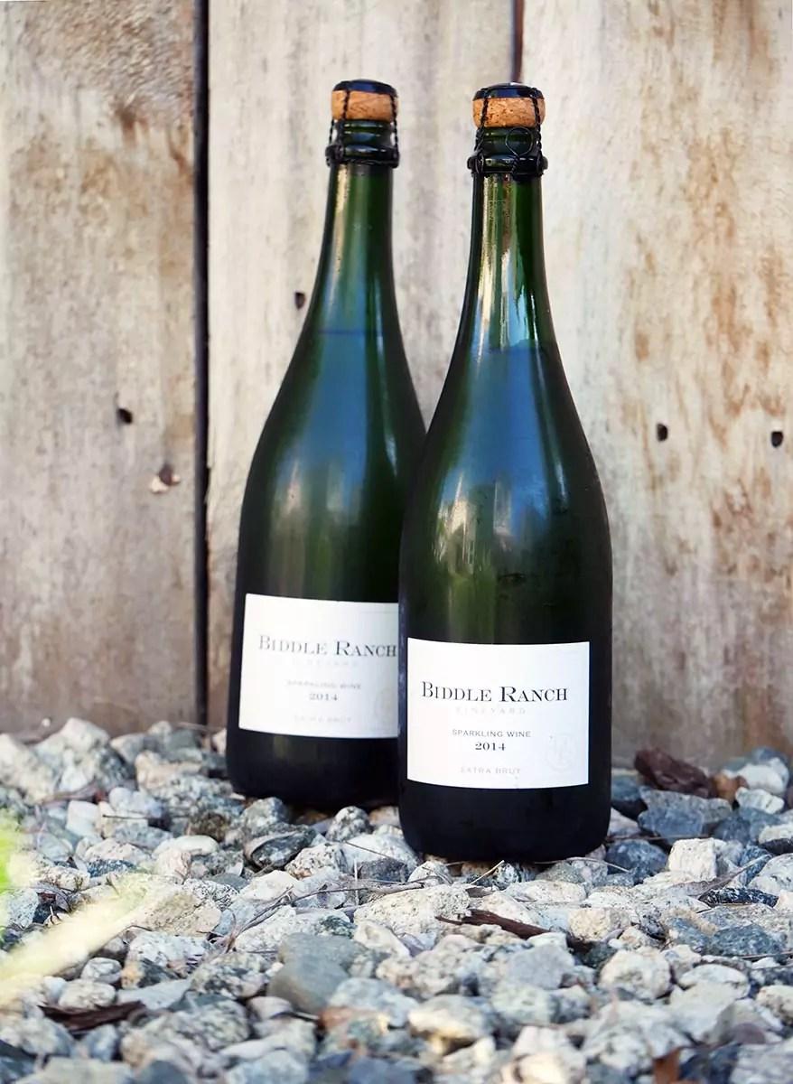 Biddle Ranch Vineyard Non Vintage Sparkling Wine Cali Coast Wine Country