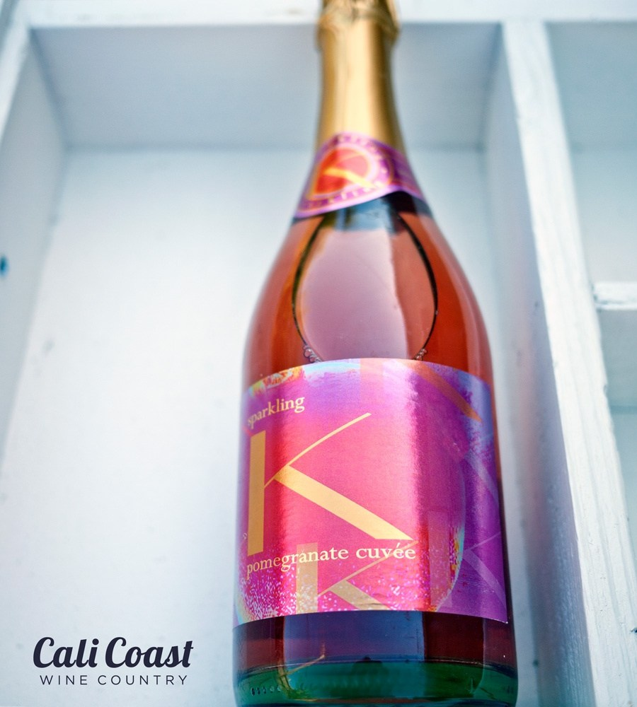Carmody-McKnight – Pomegranate Cuvée Sparkling Wine