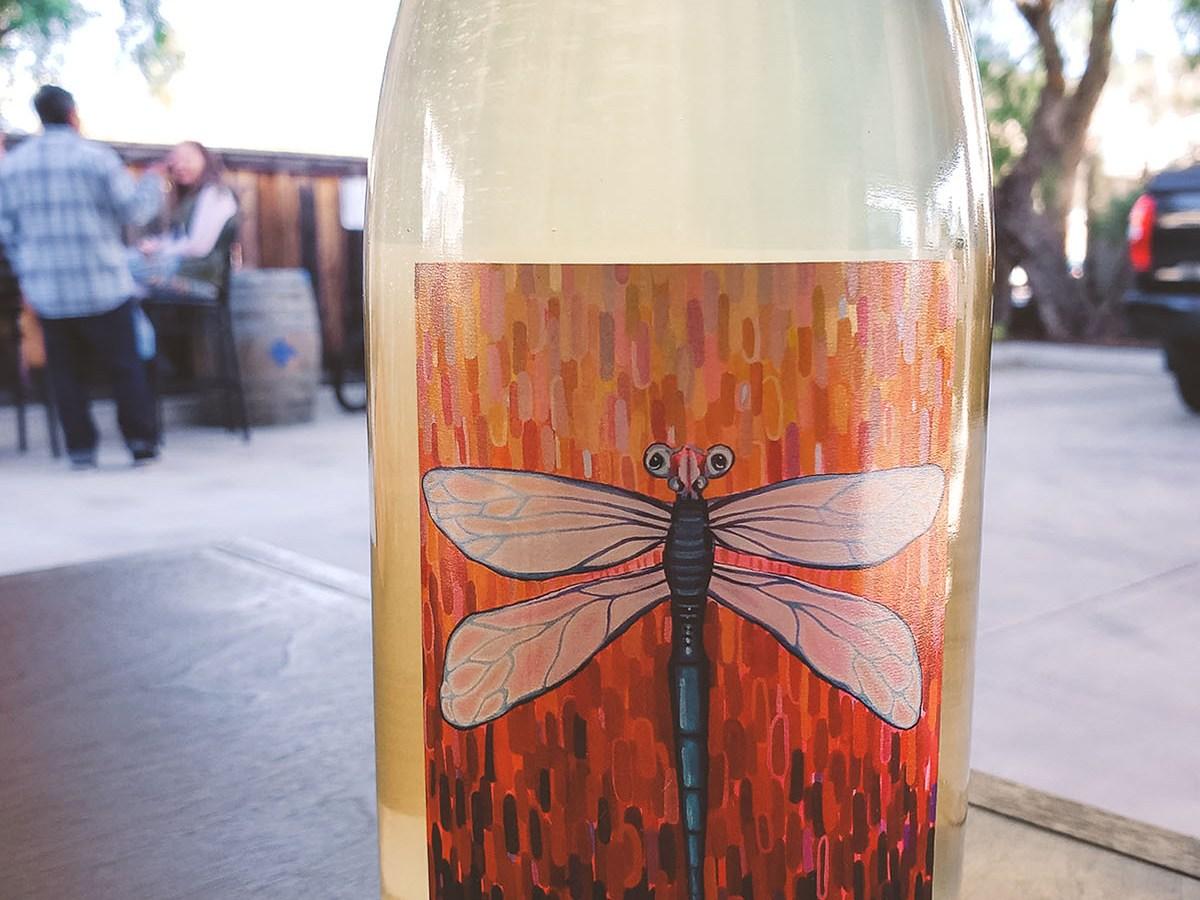 Sinor-Lavallee Pétillant nature, California Central Coast Champagne