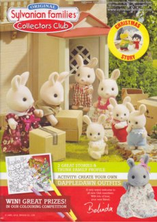 Sylvanian-Families-Collectors-Club-Magazine-