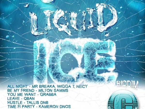 LIQUID ICE RIDDIM CD