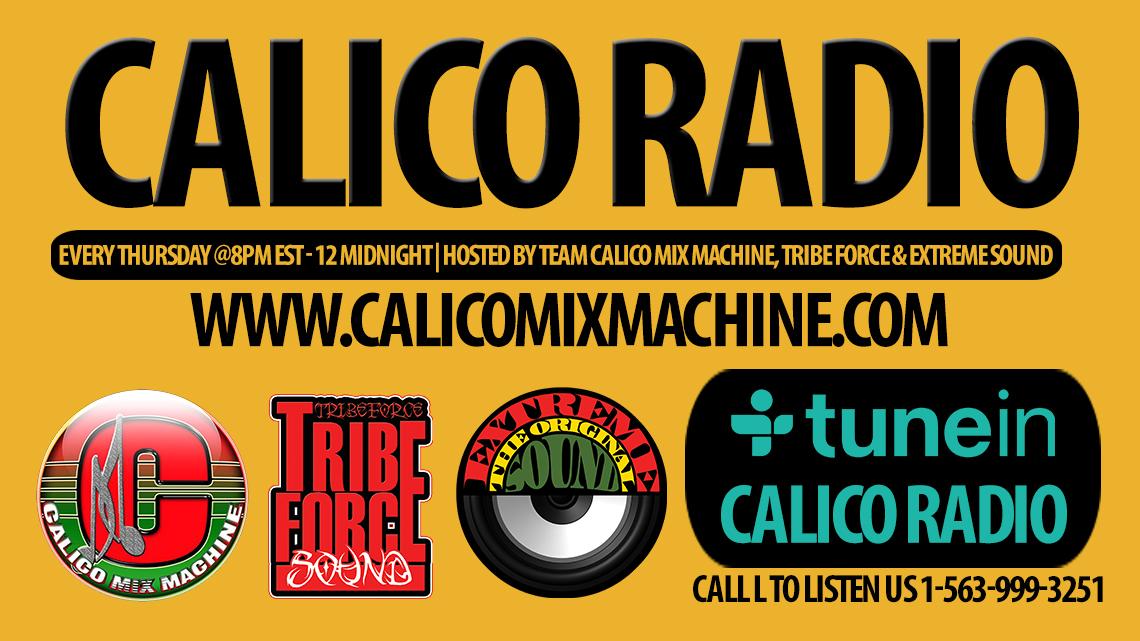 Calico Radio Online