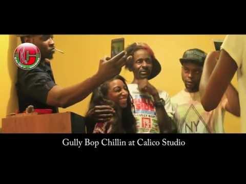 Gully Bop Chillin at Calico Studio New York