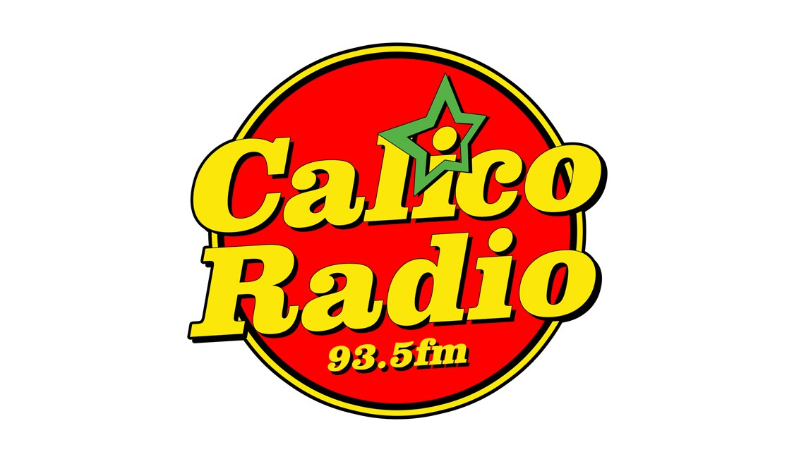 Calico Radio 93.5fm Wed 10pm – 11pm