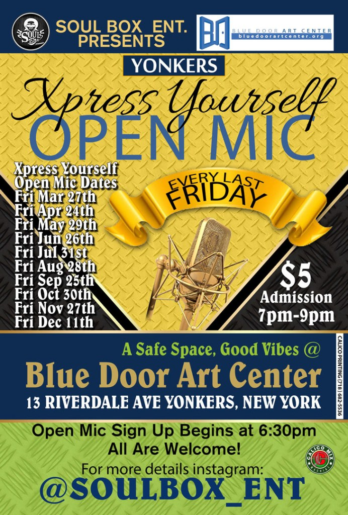 open-mic-xpress-yourself