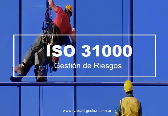 ISO 31000 - GESTION DEL RIESGO