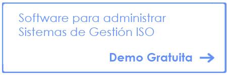 Software para administración eficaz de ISO 9001 / 14001 / 45001 / 50001 / 31000