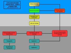 Organigrama consultor 2