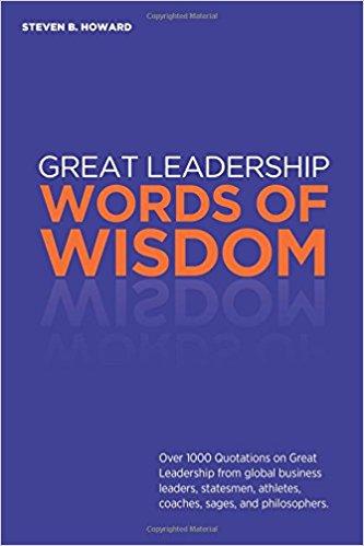leadership quote book, leadership quotes, quotes on leadership