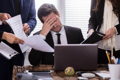Workplace Stress Impacts Decision-Making Capabilities