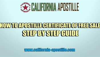 Your diy guide to get a birth certificate apostille in california step by step guide to apostille certificate of free sale yelopaper Gallery